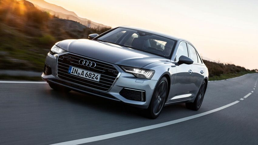 A look at the 2019 Audi A6