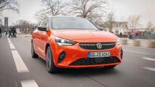The 2020 Vauxhall Corsa-e is a good performer