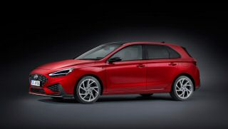 A quick look at the facelifted 2020 Hyundai i30