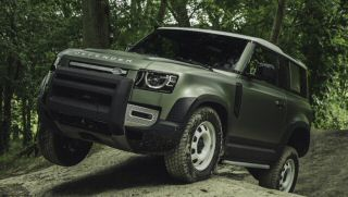 Who exactly is the target audience for the new Land Rover Defender?