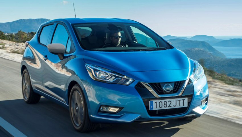 A glance at the 2018 Nissan Micra