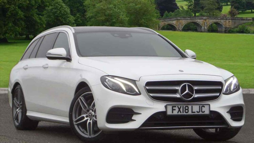 Mercedes-Benz E-Class Estate wins Best Used Car of the Year award