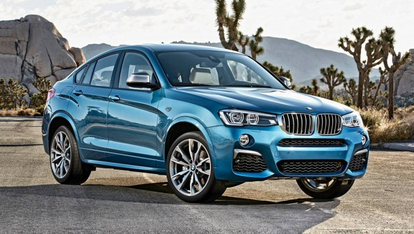 Quick review of the 2018 BMW X4