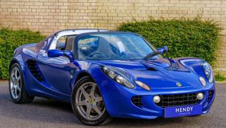 Caught in the classifieds: 2007 Lotus Elise S Super Touring