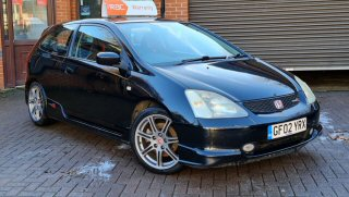 Cheap and Cheerful: the Civic Type R