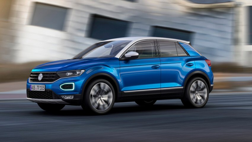 Quick insight into the 2018 Volkswagen T-Roc