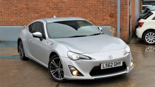 Caught in the classifieds: 2012 Toyota GT86 20 D-4S