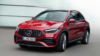 A short and sharp review on the 2020 Mercedes Benz GLA