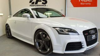Caught in the classifieds: 2010 Audi TT RS Roadster