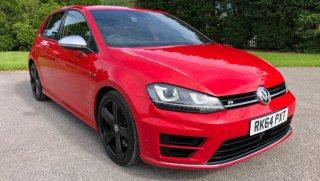 Caught in the classifieds: 2014 Volkswagen Golf R