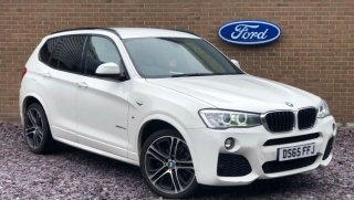 Caught in the classifieds: 2015 BMW X3 xDrive