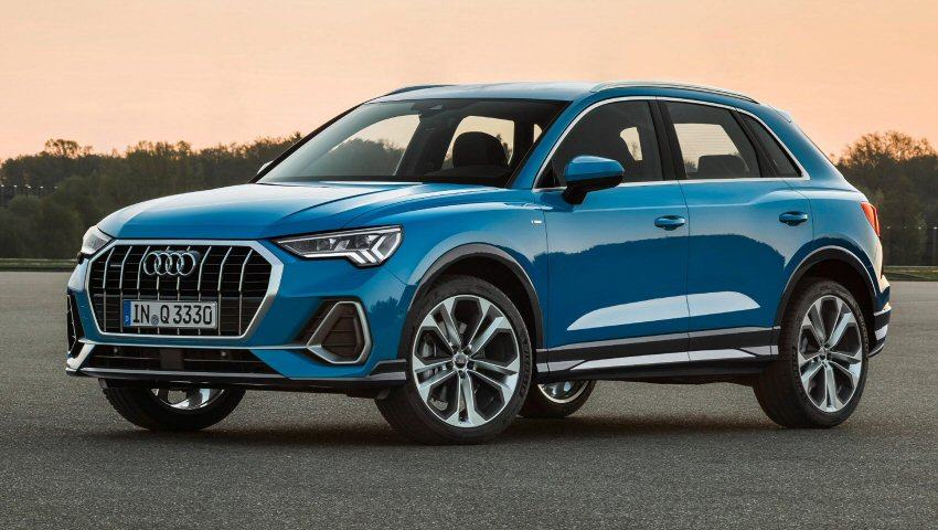 Short review on the 2018 Audi Q3