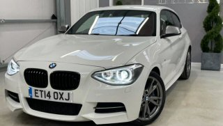 Caught in the classifieds: 2014 BMW M135i