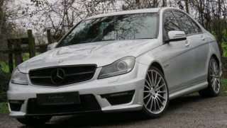 Caught in the classifieds: 2011 Mercedes Benz C63