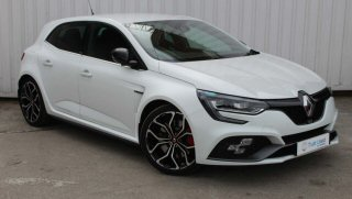Caught in the classifieds: 2018 Renault Megane RS