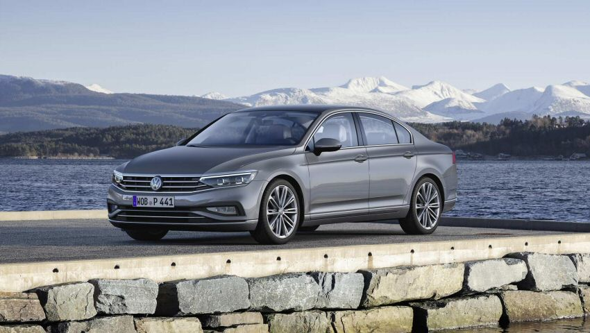 The 2019 VW Passat is still a star performer