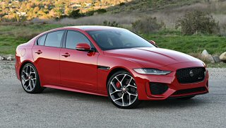 Best and worst bits: 2020 Jaguar XE