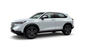 Honda Unveils All-New HR-V