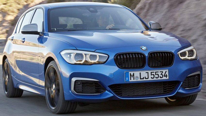 2018 BMW 1 Series snapshot
