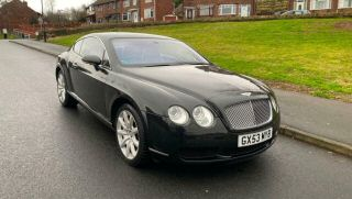 Caught in the classifieds: 2004 Bentley Continental W12