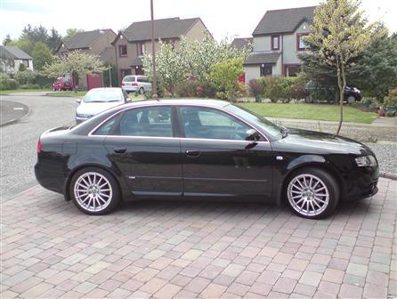 Used Black Audi A4