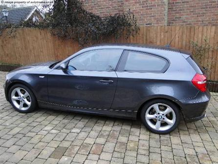 2011 BMW 116i