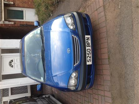 1999ToyotaAvensisToyota avensis GLS 4 doors+ boot hatchback.  It has hardly any scratches, no wear or tear.  Its in a used condition.  Exterior and interior are matchingBLUE