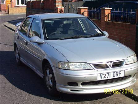 Vauxhall Vectra Cars. Used Silver Vauxhall Vectra