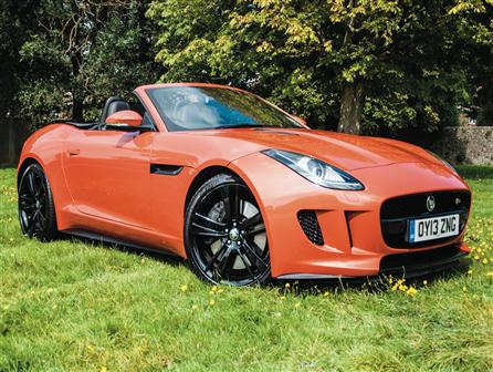 used JaguarF Type car for sale