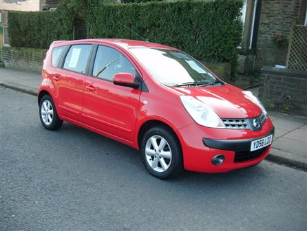 2006 Nissan Note. Vehicle: 2006 Nissan Note - £