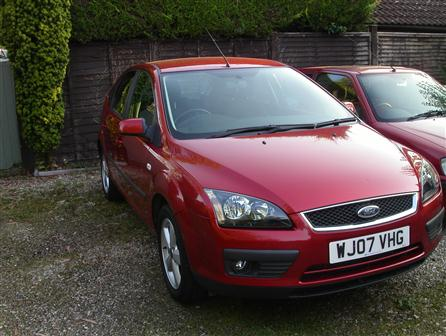 used FordFocus car for sale