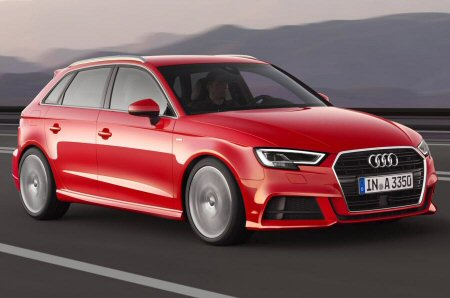 Audi A3 hatchback 2016 review