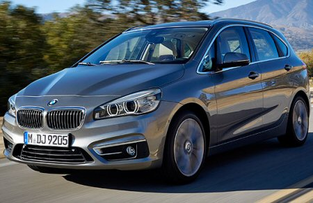 BMW 2 Series Active Tourer previewed