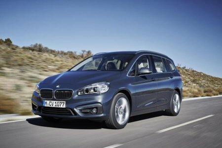 BMW 2 Series Gran Tourer 2015 review
