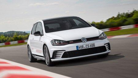 Volkswagen Golf GTI Clubsport Edition 40 Hot Hatch