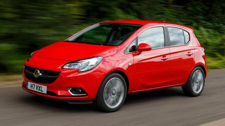 2015 Vauxhall Corsa preview