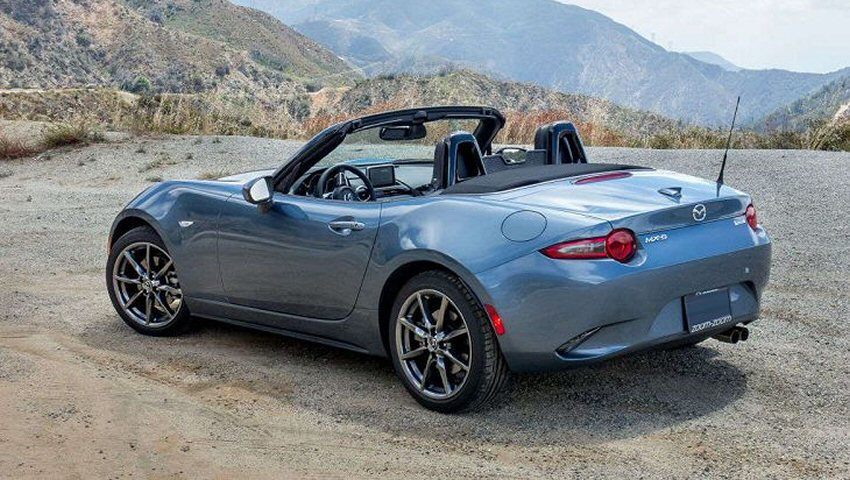 Maxda MX5 reviewed