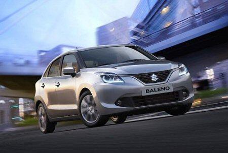 The Suzuki Baleno