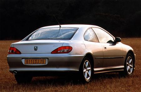 the peugeot 406 coupe | desperateseller.co.uk