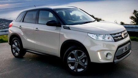 The 2016 Suzuki Vitara