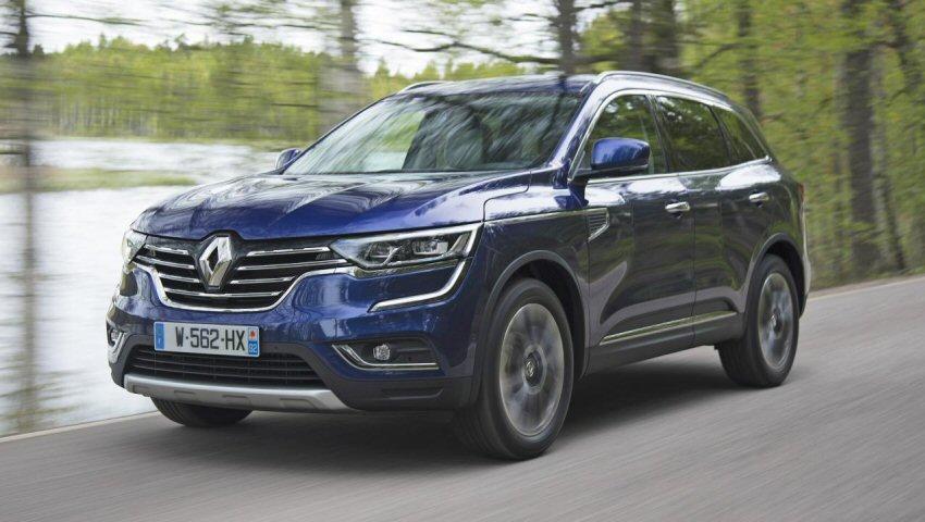 A look at the Renault Koleos