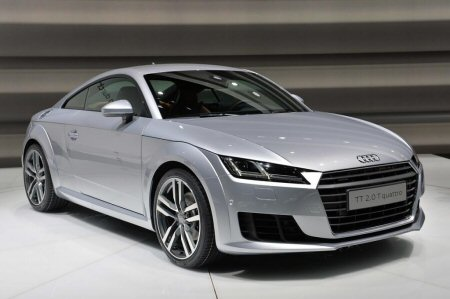 2014 Audi TT preview